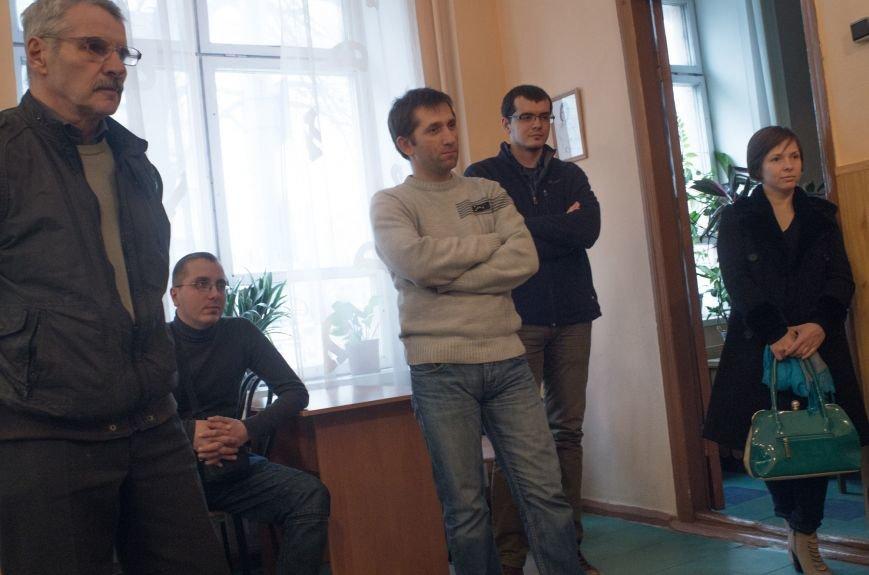 В центральной библиотеке стартовал проект «Днепродзержинская фотографическая инициатива», фото-2