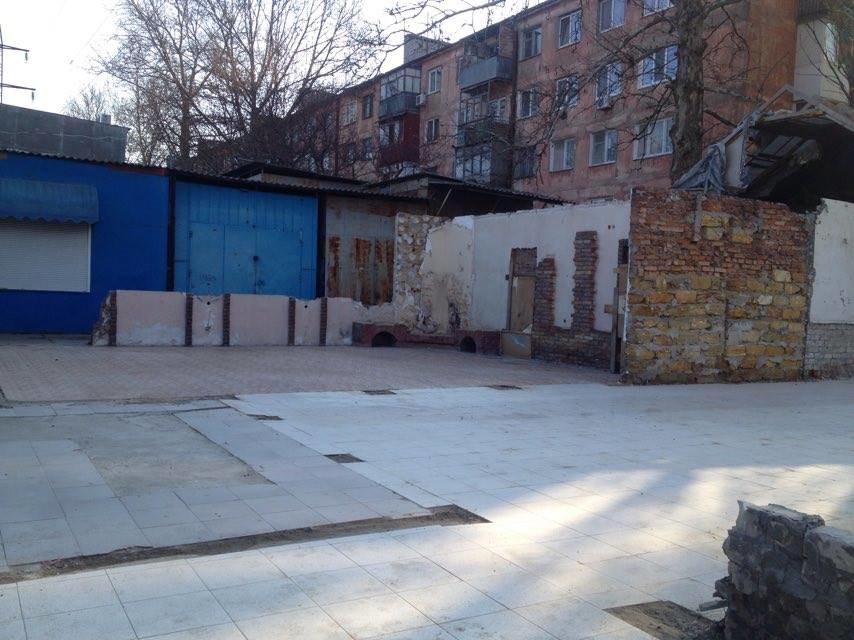 Теперь в Херсоне на улице Крымской чисто (фото) (фото) - фото 3