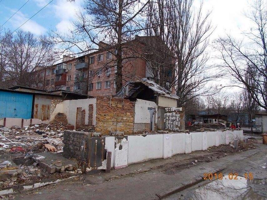 Теперь в Херсоне на улице Крымской чисто (фото) (фото) - фото 1