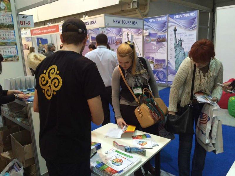В Киеве туристические каталоги о Херсонщине разлетаются «как семечки» (фото) - фото 1