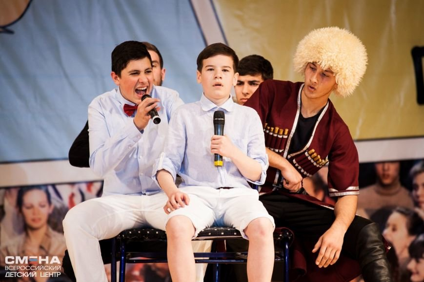 Полуфинал Юниор-Лиги КВН прошел в Анапе (фото) - фото 4
