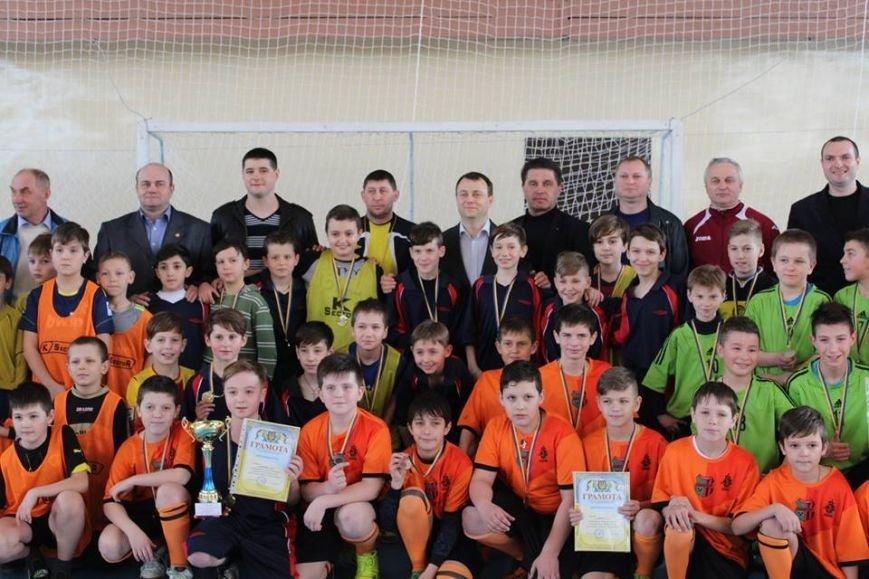 В Красноармейске (Покровске) состоялся «Кубок мэра города» по мини-футболу, фото-8