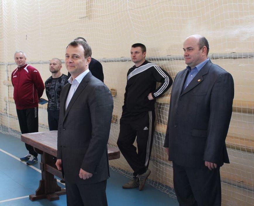 В Красноармейске (Покровске) состоялся «Кубок мэра города» по мини-футболу, фото-4