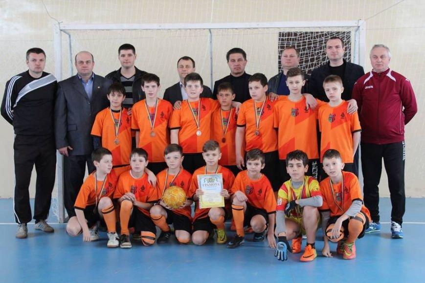 В Красноармейске (Покровске) состоялся «Кубок мэра города» по мини-футболу, фото-6