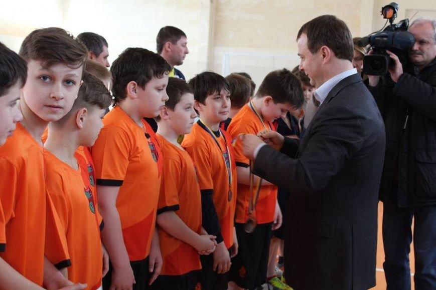 В Красноармейске (Покровске) состоялся «Кубок мэра города» по мини-футболу, фото-3