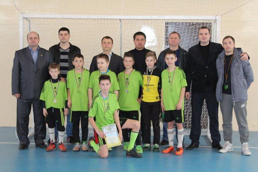 В Красноармейске (Покровске) состоялся «Кубок мэра города» по мини-футболу, фото-5