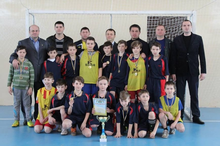 В Красноармейске (Покровске) состоялся «Кубок мэра города» по мини-футболу, фото-7