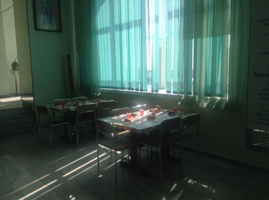 В Мариуполе открылась социальная столовая для малообеспеченных граждан (ФОТО+ВИДЕО), фото-1