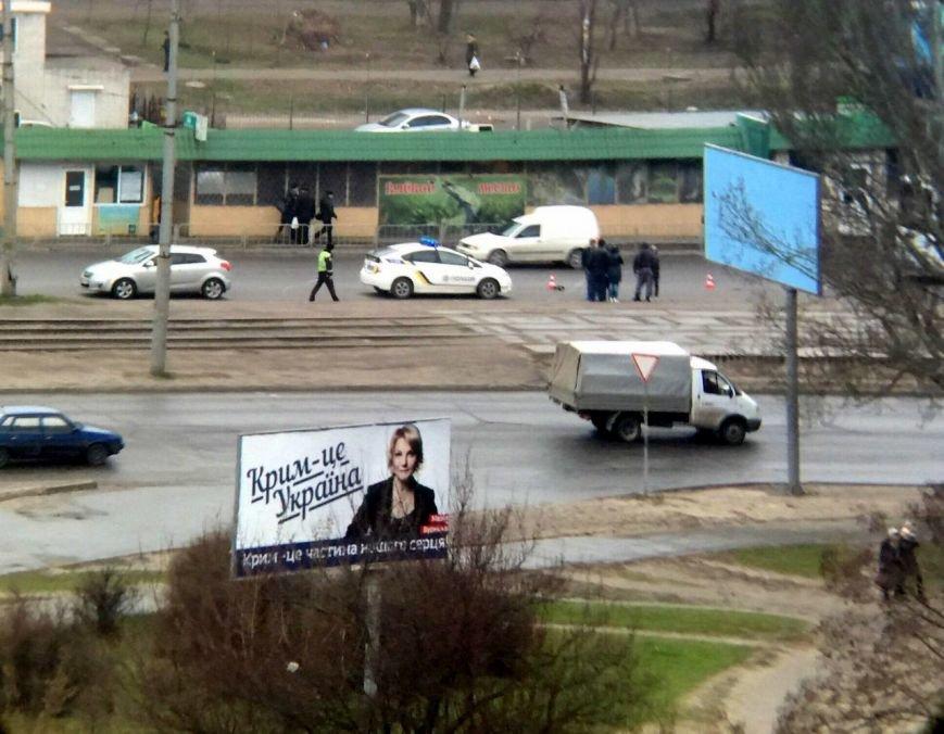 ДТП на Донецком шоссе: водитель легкового авто сбил ребенка (ФОТО) (фото) - фото 3