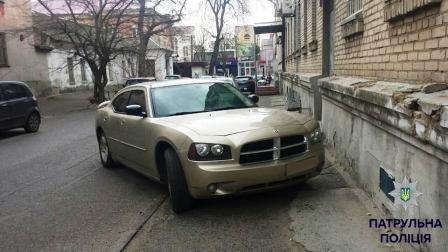 Шедевры паркования по-херсонски. Продолжение (фото) (фото) - фото 4