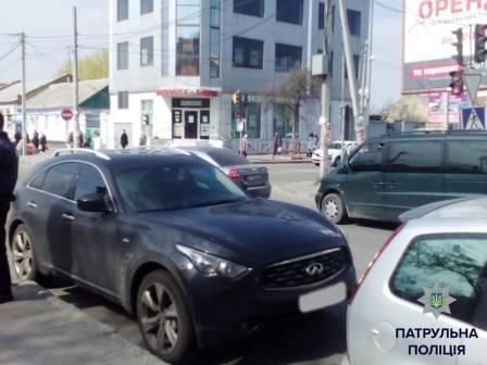 Шедевры паркования по-херсонски. Продолжение (фото) (фото) - фото 2