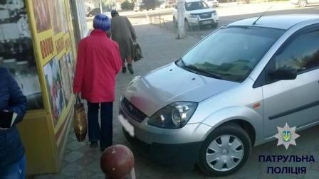 Шедевры паркования по-херсонски. Продолжение (фото) (фото) - фото 3
