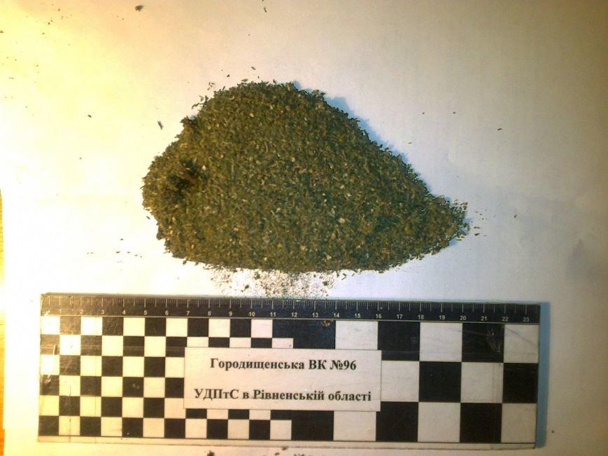 На Рівненщині у капусті знайдено наркотики (фото) - фото 3