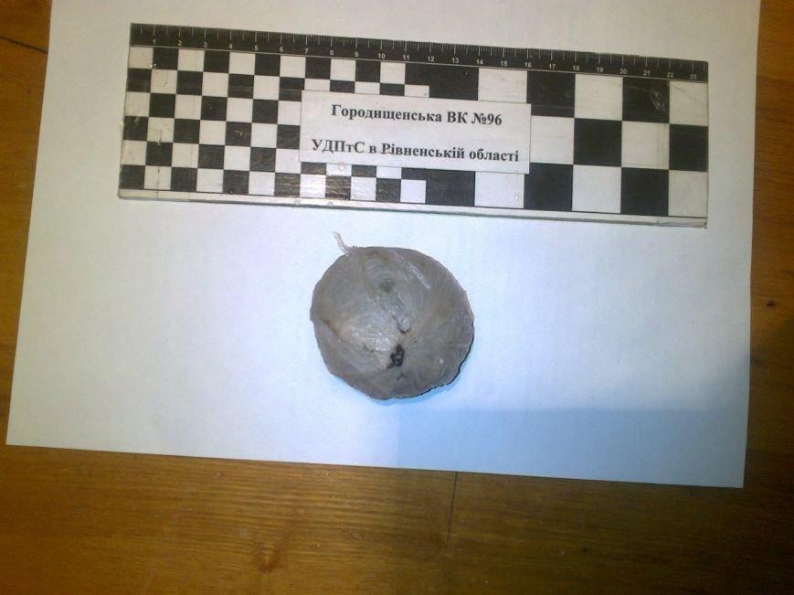 На Рівненщині у капусті знайдено наркотики (фото) - фото 2