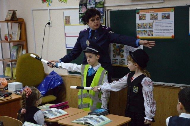 На Кіровоградщині напередодні весняних шкільних канікул тривають профілактичні заходи з безпеки дорожнього руху (ФОТО), фото-5