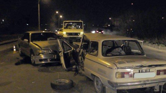У результаті зіткнення двох авто загинув рівнянин (ФОТО. ВІДЕО) (фото) - фото 1