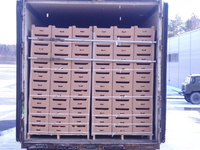 Себежская таможня выявила более 276 тонн санкционной продукции (фото) - фото 1
