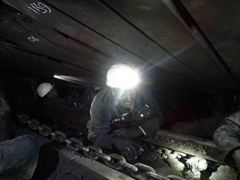 С вводом новой лавы на шахте