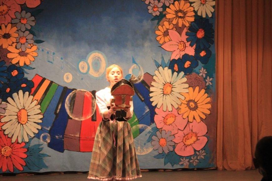Юные сыктывкарцы радуют актерским мастерством  и новыми спектаклями (фото) - фото 1