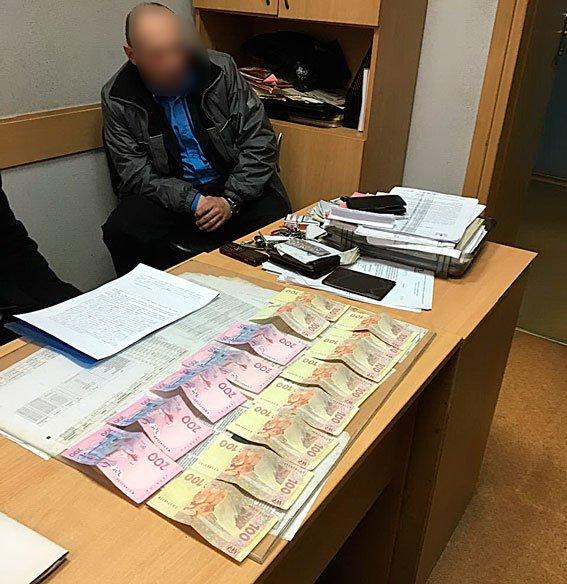 В Запорожье на взятке  попался главный инженер облэнерго (фото) - фото 1