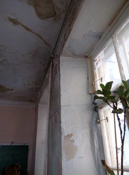 Аудитории главного днепропетровского вуза не ремонтировались более 15 лет (ФОТО) (фото) - фото 1