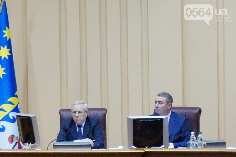 Криворожские депутаты заявляют о нарушении регламента на сессии, председатель заявляет об открытости и откровенности (ФОТО), фото-7