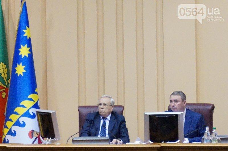 Криворожские депутаты заявляют о нарушении регламента на сессии, председатель заявляет об открытости и откровенности (ФОТО), фото-5