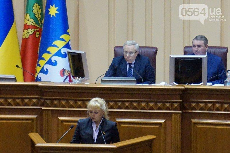 Криворожские депутаты заявляют о нарушении регламента на сессии, председатель заявляет об открытости и откровенности (ФОТО), фото-3