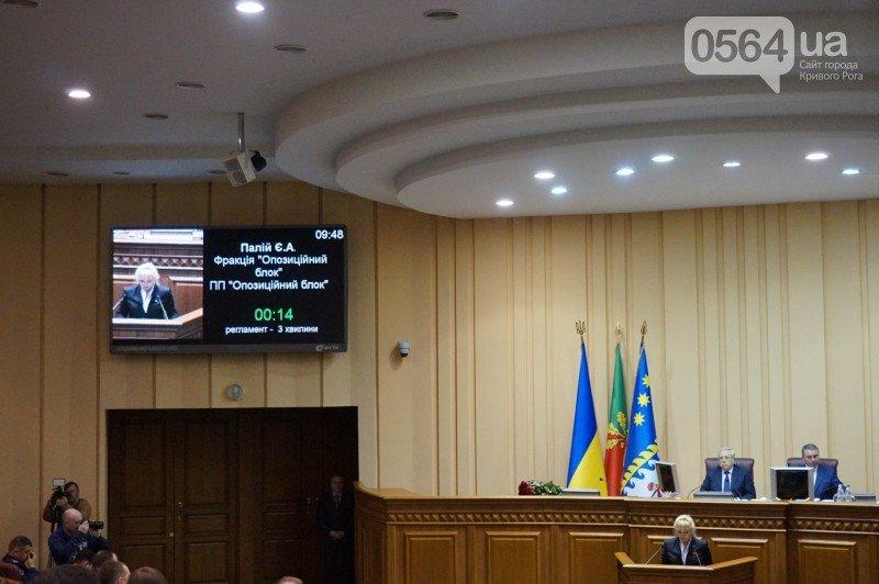 Криворожские депутаты заявляют о нарушении регламента на сессии, председатель заявляет об открытости и откровенности (ФОТО), фото-4