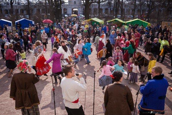 Пасха в Царском Селе: празднуем первого мая. (фото) - фото 2