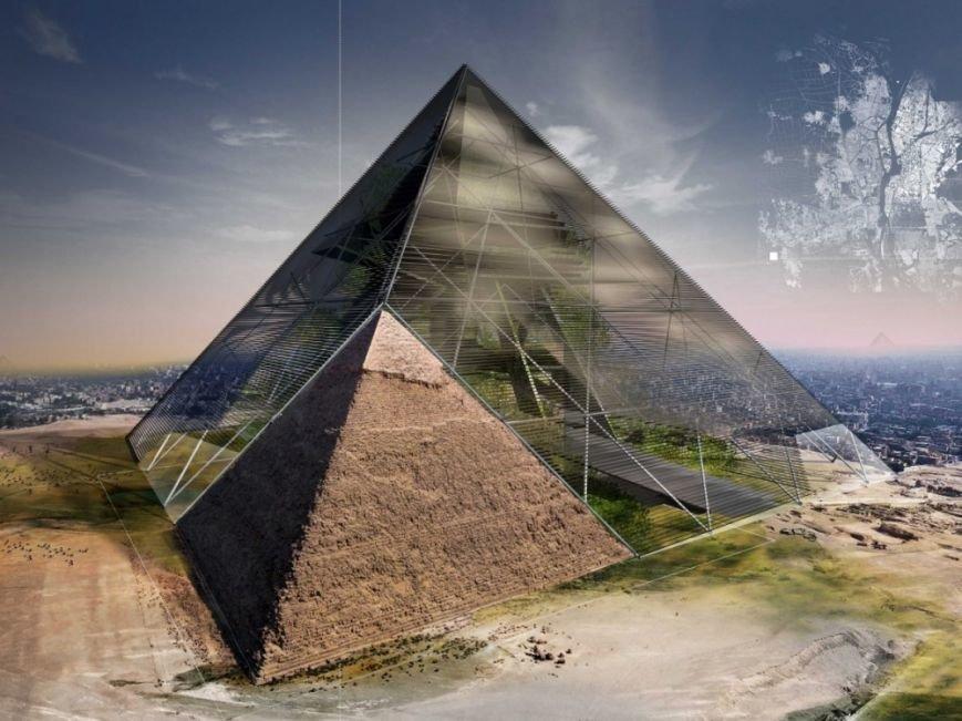 10 инопланетных архитектурных проектов будущего (фото) - фото 3
