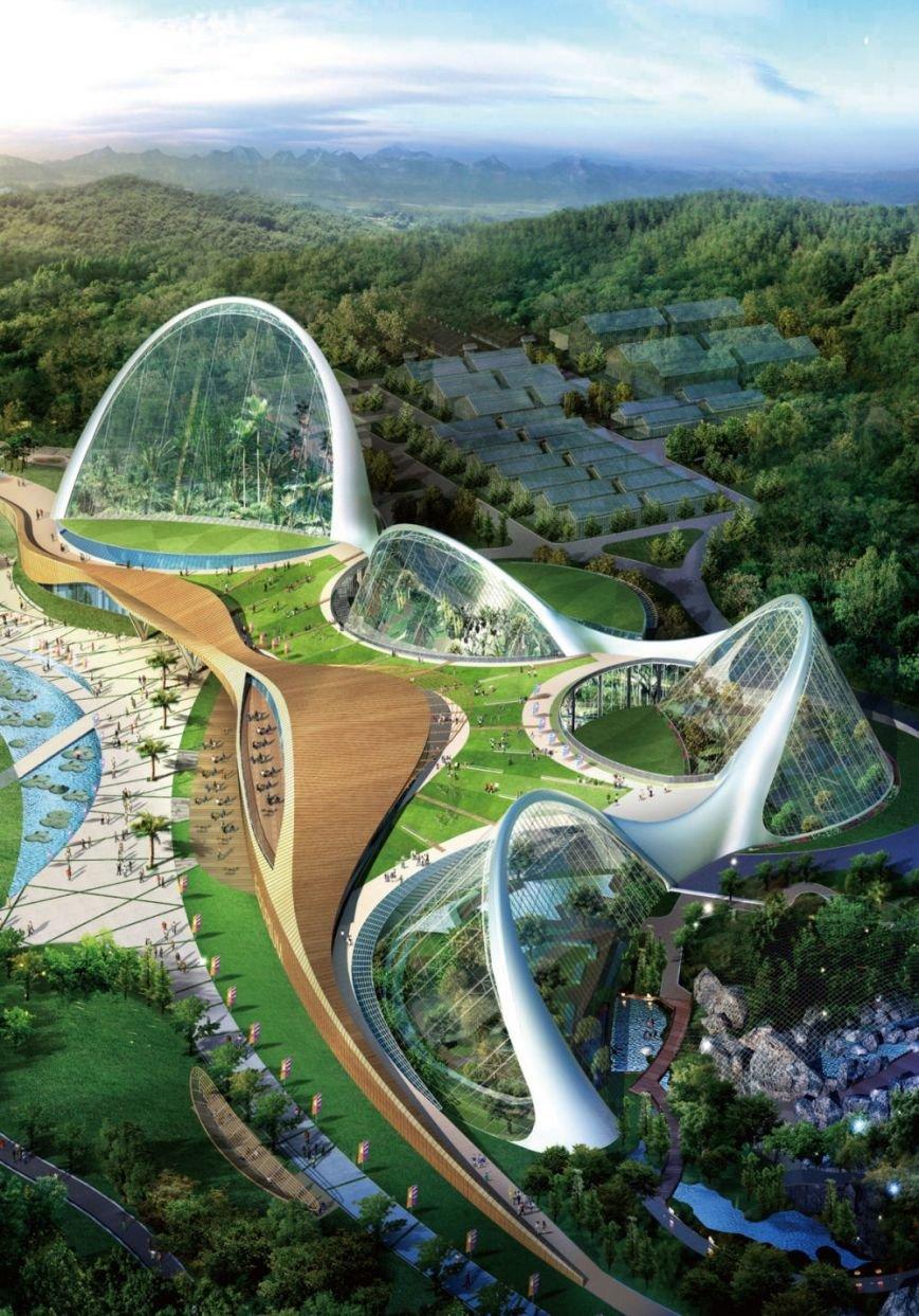 10 инопланетных архитектурных проектов будущего (фото) - фото 5