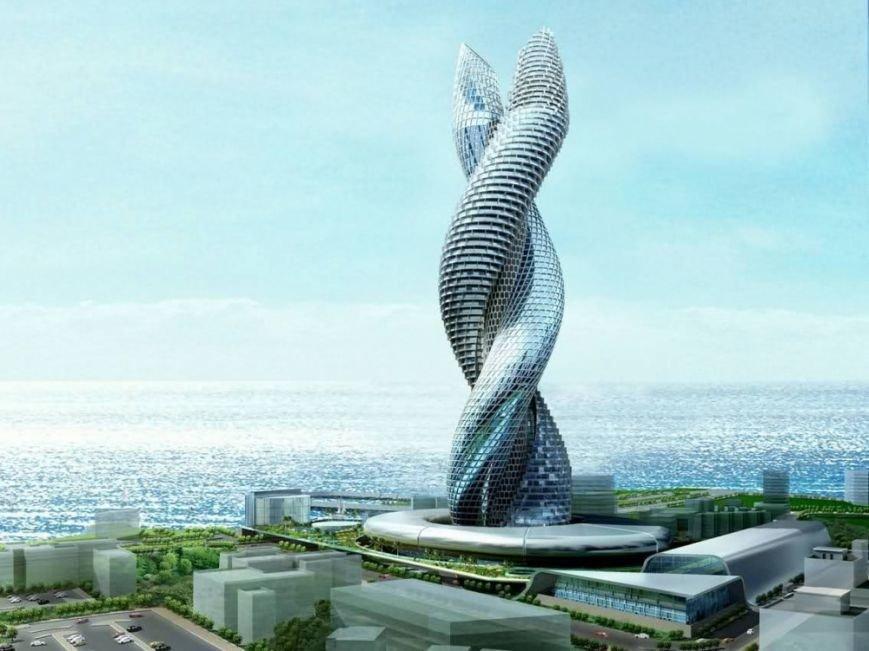 10 инопланетных архитектурных проектов будущего (фото) - фото 2