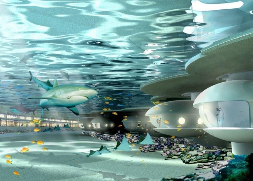 10 инопланетных архитектурных проектов будущего (фото) - фото 9