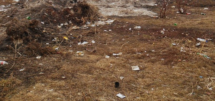 Весне дорогу: Ульяновск по уши в грязи (фото) - фото 1