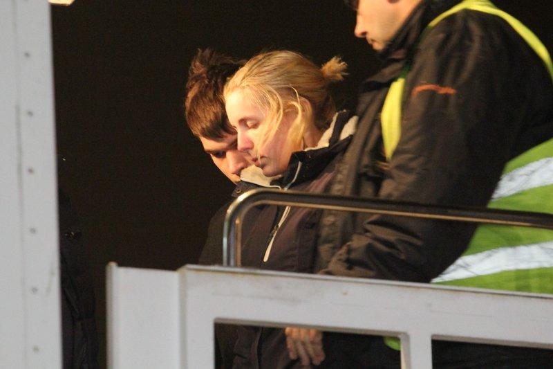 Легендарная девушка-госпитальер Яна Зинкевич вернулась после лечения в Израиле в Днепропетровск (ФОТО) (фото) - фото 20