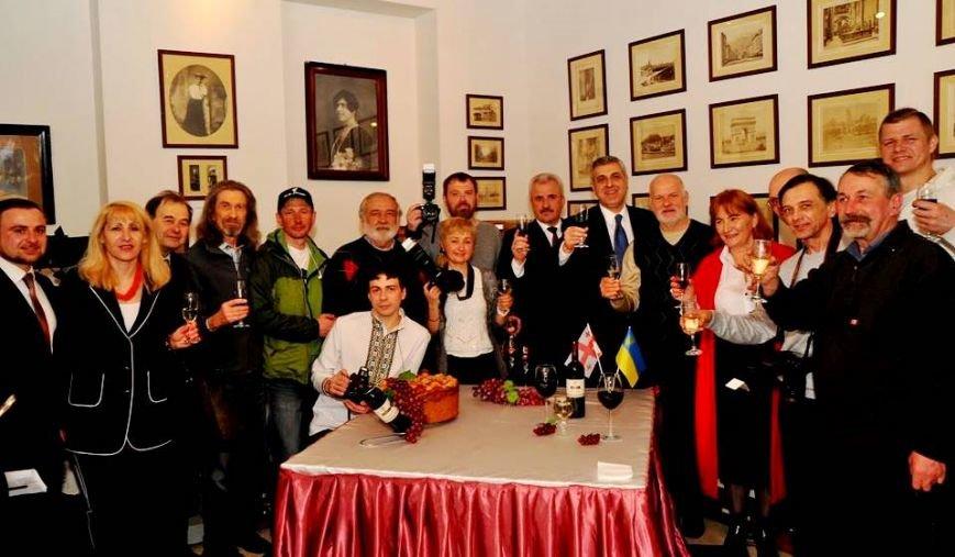 До Хмельницького завітав повноважний посол Грузії (Фото, відео), фото-7