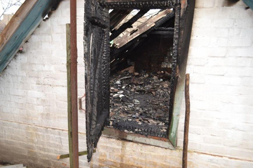 В Киевской области во время пожара погибла 12-летняя девочка (ФОТО), фото-2