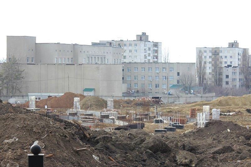Арену «Белогорье» закатали в асфальт (фото) - фото 2