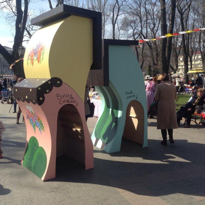 Как начинается 1 апреля в Одессе: фоторепортаж из центра города (ФОТО) (фото) - фото 2