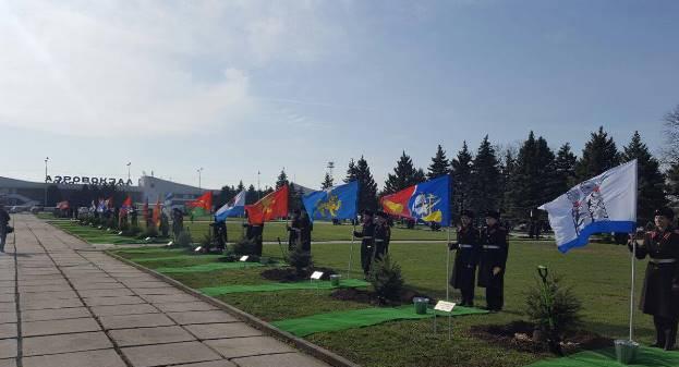Псков стал частью аллеи «Городов воинской славы» в Ростове-на-Дону (фото) - фото 1