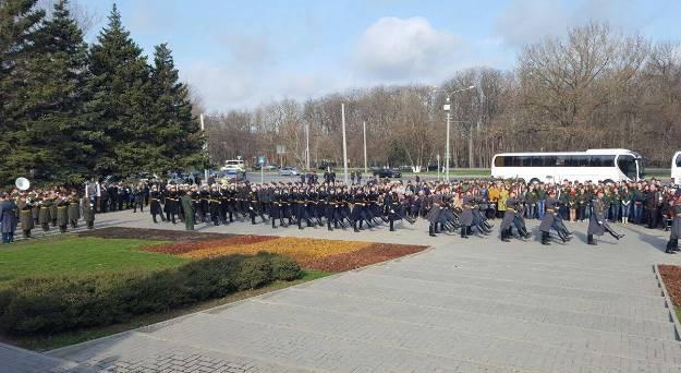 Псков стал частью аллеи «Городов воинской славы» в Ростове-на-Дону (фото) - фото 2