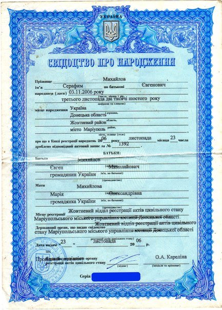 Маленький Серафим Михайлов нуждается в помощи мариупольцев, фото-2
