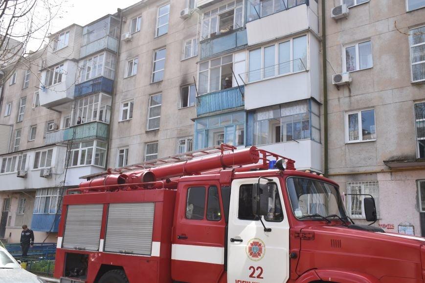 Сегодня, по ул. Проспект Мира горела квартира, предположительно ограбление и поджог(+фото, видео), фото-3