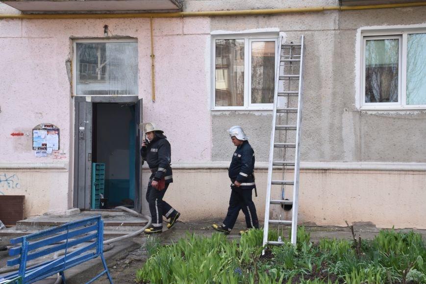 Сегодня, по ул. Проспект Мира горела квартира, предположительно ограбление и поджог(+фото, видео), фото-4