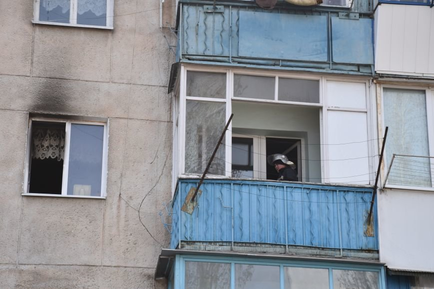 Сегодня, по ул. Проспект Мира горела квартира, предположительно ограбление и поджог(+фото, видео), фото-8