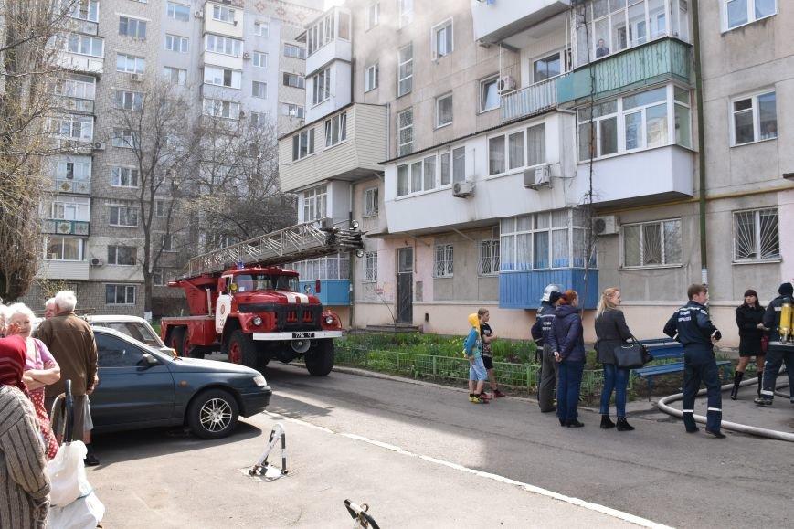 Сегодня, по ул. Проспект Мира горела квартира, предположительно ограбление и поджог(+фото, видео), фото-2