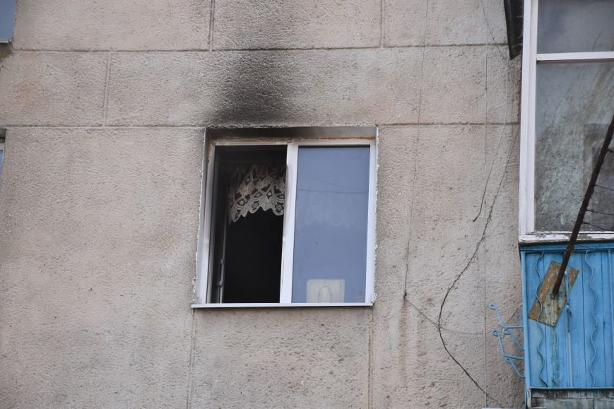 Сегодня, по ул. Проспект Мира горела квартира, предположительно ограбление и поджог(+фото, видео), фото-1