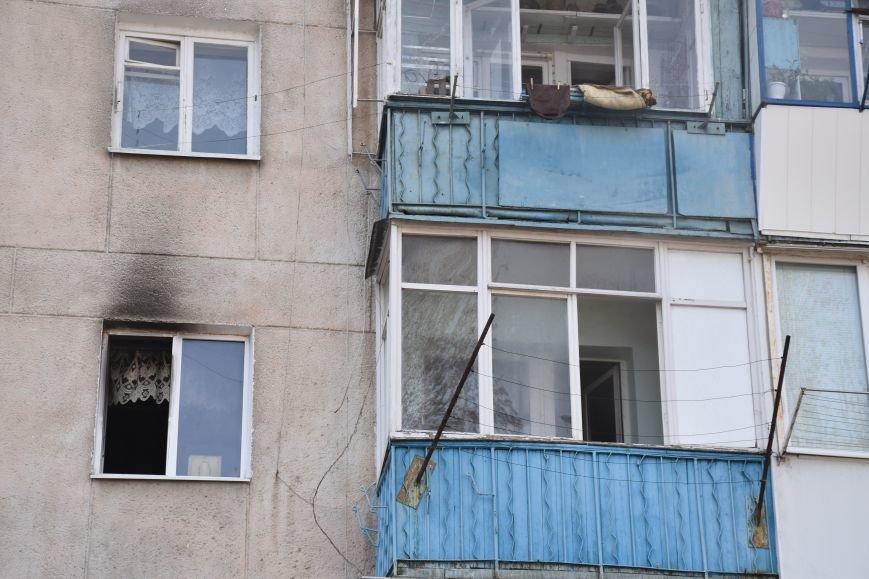 Сегодня, по ул. Проспект Мира горела квартира, предположительно ограбление и поджог(+фото, видео), фото-5