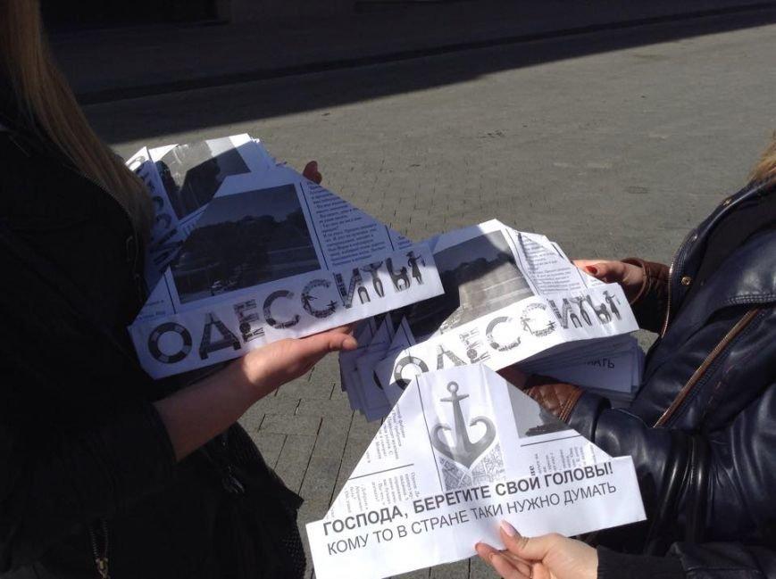2fb93ece3d96670054deee9a39a26792 Одесса гонит: Носы, уши и дураки встречают туристов